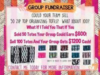 Need to fundraiser?? You can make $600...$1200.....MORE!