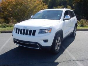 2016 Jeep GRAND CHEROKEE WOW! LIMITED LOADED