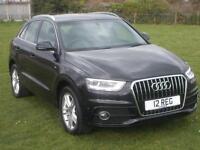 2012 (61) Audi Q3 2.0TDI ( 140ps ) S Line