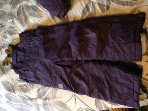 Size 6 MEC snowsuit