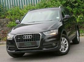image for 2013 Audi Q3 2.0 TDI SE S Tronic quattro 5dr SUV Diesel Automatic