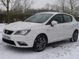 SEAT Ibiza 1.2 TSI 105PS I-TECH (WHITE) 2015/15