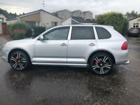 Porsche Cayenne 4.5 S twin turbo Genuine TECHART CONVERSION V8