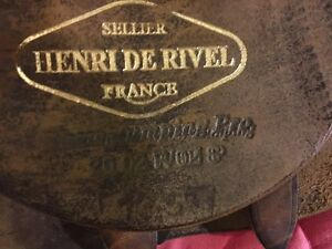 HDR Show Jumping Saddle