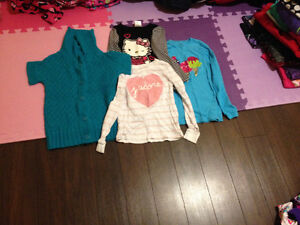 Abundance of girls clothing size 6-7