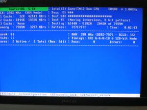 Elpida 2GB DDR2 6400U desktop RAM memory sticks