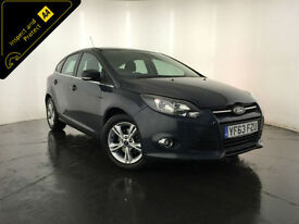 2013 63 FORD FOCUS ZETEC TDCI DIESEL 1 OWNER FINANCE PX WELCOME