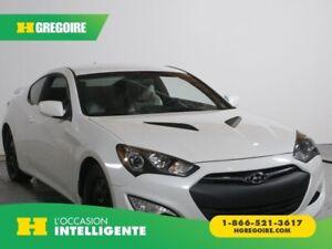 2013 Hyundai Genesis R-Spec MANUELLE GR ELECT MAGS BLUETOOTH