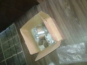 4 3 inch chevy gm 6 bolt wheel spacers Cambridge Kitchener Area image 1