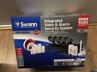 Swann DVR 8 3425 CCTV AND ALARM.