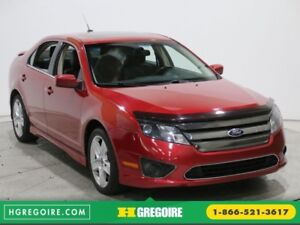 2012 Ford Fusion SPORT AWD MAGS A/C GR ELECT TOIT OUVRANT CUIR