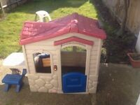 Little Tikes Picnic on the Patio Playhouse for sale