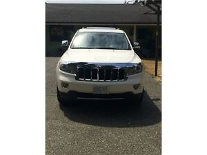 2011 Jeep Grand Cherokee LTD SUV,