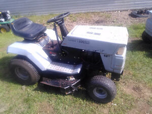 Cheap old craftsman 12 hp tractor 350 obo