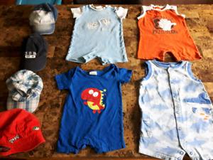 FAITES VOTRE PROPRE LOT vêtements garçon 12 à 24.mois