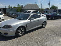 2005 Hyundai Tiburon SE Coupe (2 door)