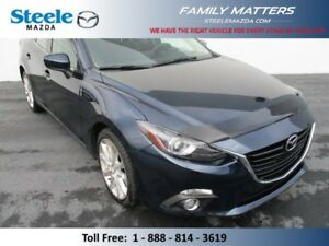 2015 MAZDA MAZDA3 GT (INCLUDES NO CHARGE WARRANTY)