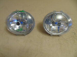 (Used) Harley-Davidson Road Glide headlights  / 67775-10 / #5089