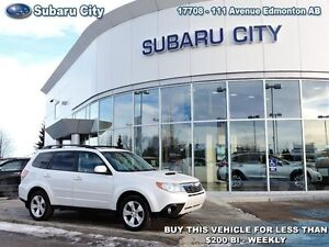 2010 Subaru Forester 2.0XT Limited