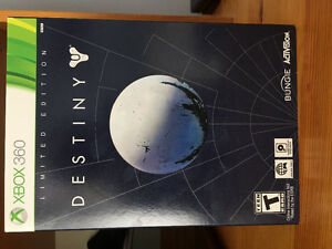 Destiny Limited Edition (Xbox 360)