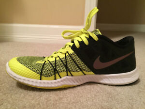 Great condition Men Nike Train Incredibly Fast shoes-size 9.5