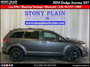 2014 Dodge Journey SXT with LOW KMs!