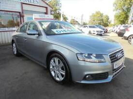 AUDI A4 2.0 TDI TECHNIK 4dr Grey Manual Diesel, 2011
