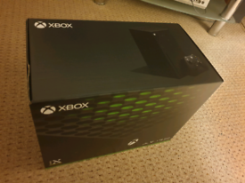 XBOX SERIES X CONSOLE - BRAND NEW AND SEALED