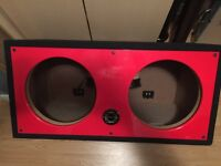 Duel 12' ported box