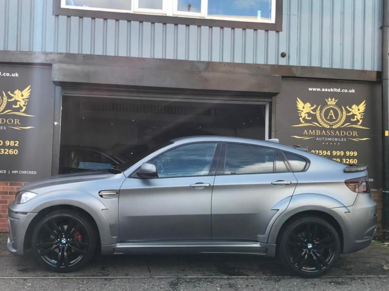 2009 BMW X6 3.0TD auto xDrive30d WIDE ARCH HAMANN EDITION | in ...