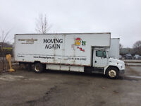 Moving Again: Moving & Storage