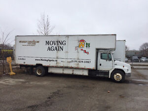 Moving Again