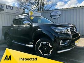 2019 Nissan Navara 2.3 DCI TEKNA SHR DCB 188 BHP NO VAT PICK UP Diesel Manual