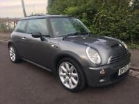 Mini Cooper S 1.6 Supercharged (Chilli Pack)