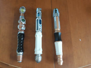 Doctor Who: Sonic Screwdriver Set for Halloween or Cosplay