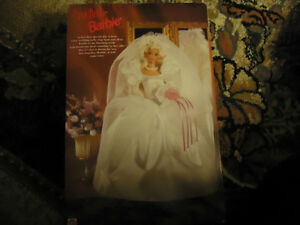 Rose Bride Barbie  COLLECTABLE   MINT CONDITION London Ontario image 4