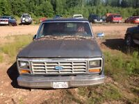 1984 Ford F150 parts