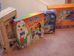 Perfect NEW girl's games and toys!