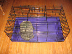RABBIT,GIUNIE PIG,TURTLE, CHICILA CAGE , NEW CONDITION WITH