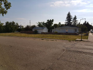 Undeveloped Corner Property in Gravelbourg