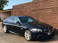 2012 BMW 5 Series 520d M Sport 4dr [2012-12] SALOON Diesel Manual