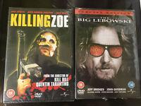 DVDs brand new & sealed
