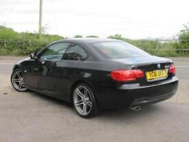 2011 61 BMW 3 SERIES 2.0 320D M SPORT 2DR