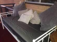 IKEA Day Bed/ Single Bed (inc frame mattress & slats) North Fremantle Fremantle Area Preview