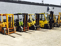New and Pre-Owned Forklifts for Sale