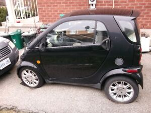 2005 Smart Fortwo pulse tdi Coupe (2 door)