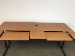 Dual Operator Table - New Condition - 75 OBO