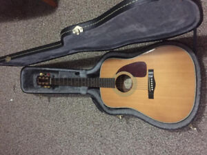 Wanted to Trade Acoustic Guitar Case for Gibson ES335 or LP Case