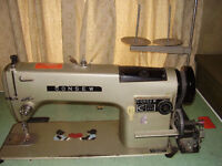 machine a coudre industriel / industrial sewing machine