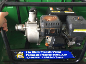 "2"" Gas Water Transfer Pump"